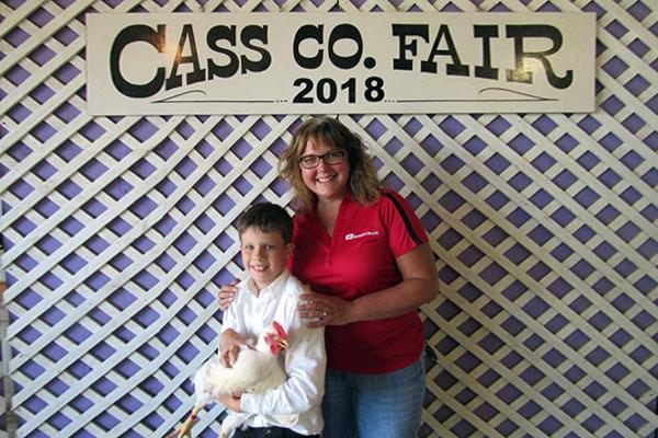 Wightman Cass County Fair