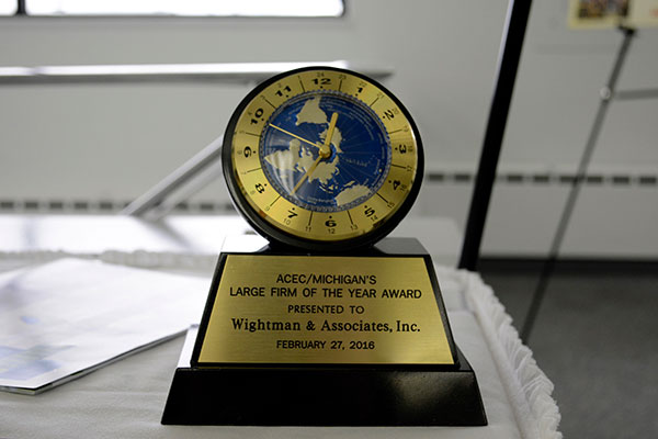 American Council of Engineering Companies of Michigan award